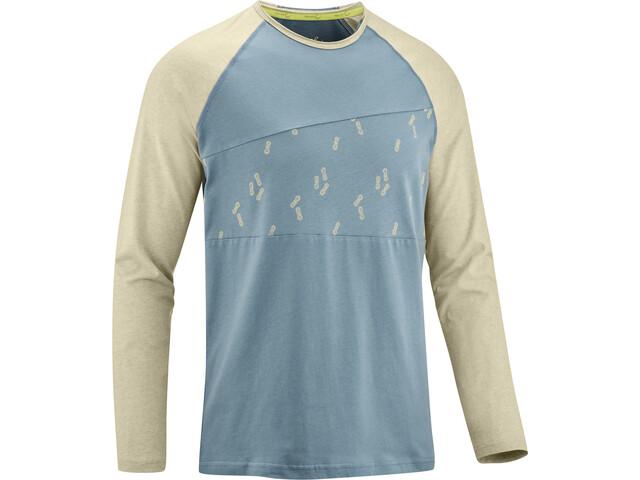 Edelrid Greenclimb LS Shirt Men stone blue